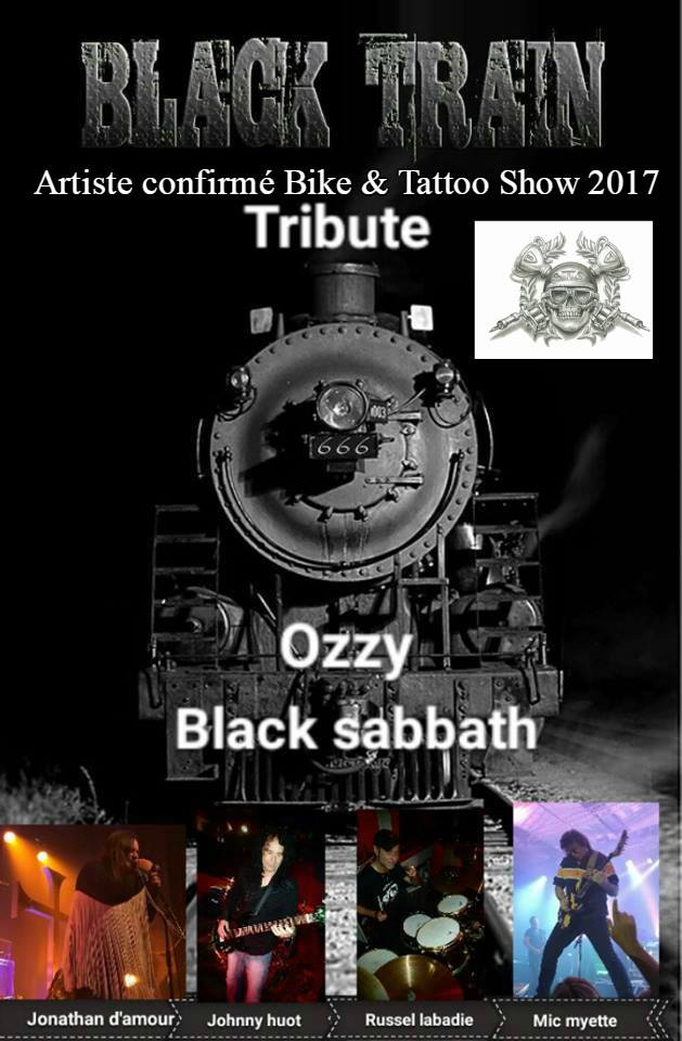 Black Train Hommage a Ozzy