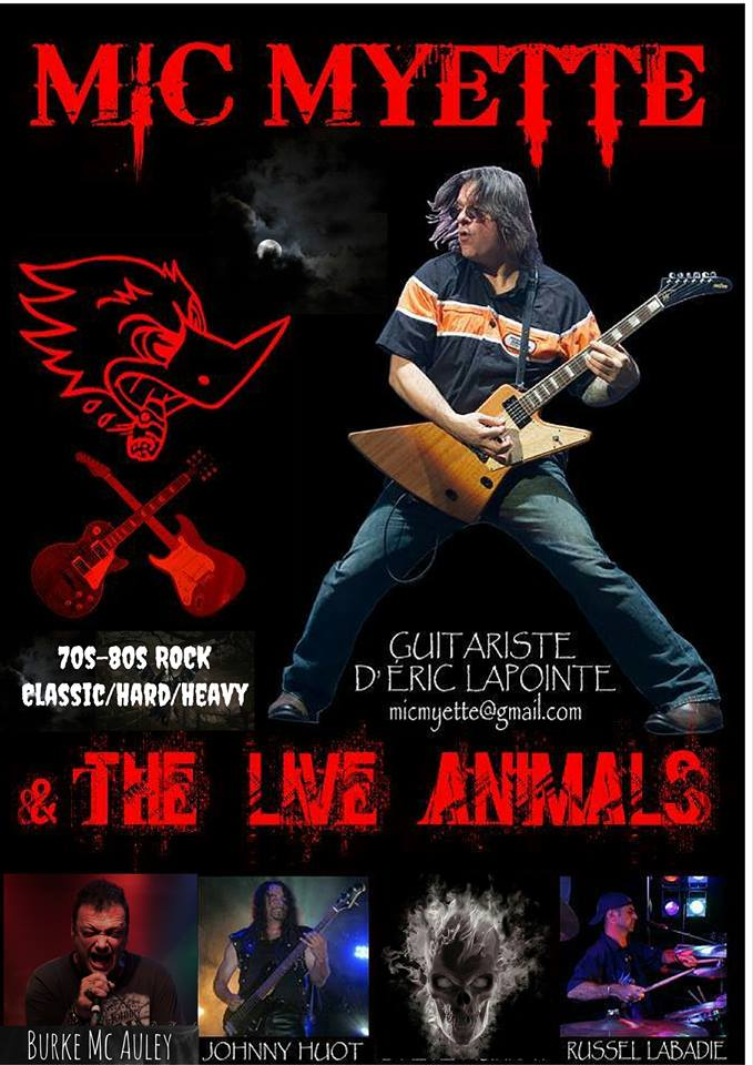 The Live Animals