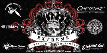 Xtreme Tattoo Equipements